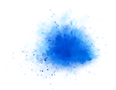 drinkable: abstract artistic blue water splash background with dabble
