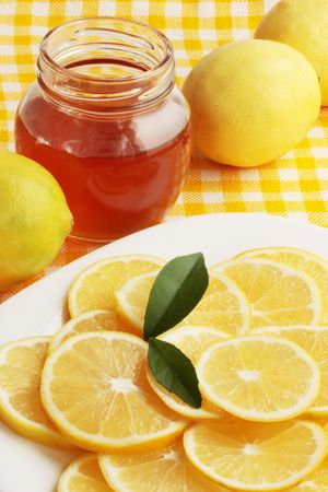 Means people medicinehoney and the lemon photo