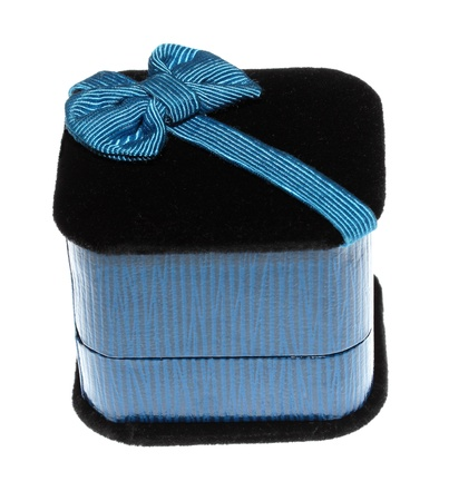 velvety: Velvety dark blue box for the treasures