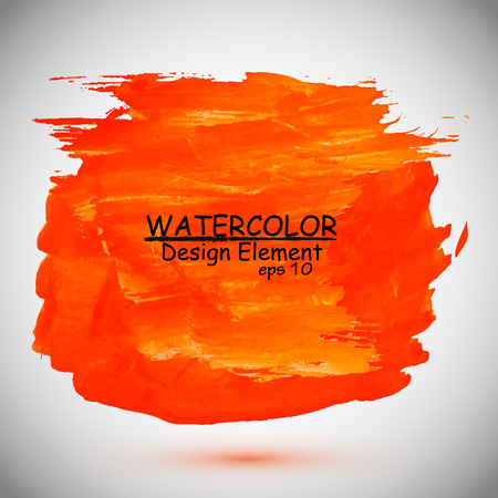 Abstract stylish background acrylic paint. Vector illustration  Vector