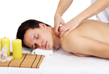 massage to a man