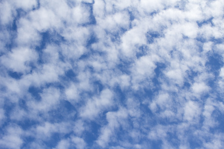 altocumulus: Beautiful background of Altocumulus Cloud on the blue sky: This cloud are a middle high clouds about 6,500 feet to 18,000 feet