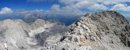 Catinaccio dAntermoia summit