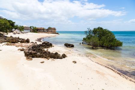 Mozambique island, Indian Ocean coast, Mo?ambique. Mozambique Channel, Mossuril Bay, Nampula. Portuguese Africa