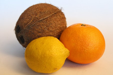 delicious varied fruits very tasty and good looking