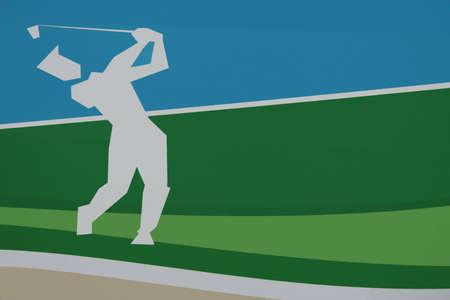 Golfer Stock Photo - 504633