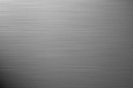 brushed steel background: aluminium silver background - square format