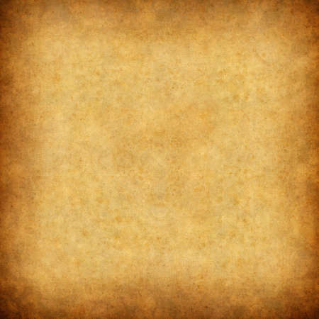 Old paper background - square format Stock Photo