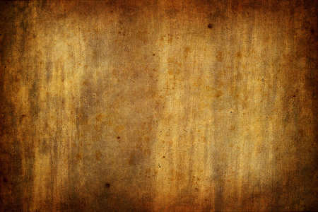 yellowish: old and worn paper texture