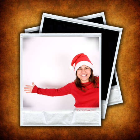 Old paper background - square format Stock Photo - 3687833