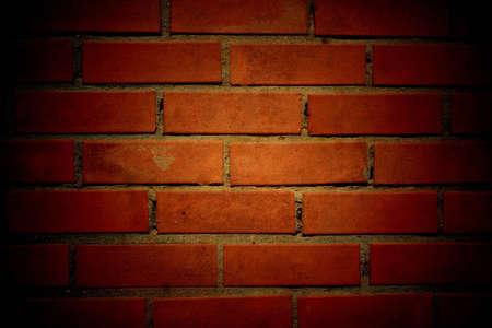 grunge brick wall background - landscape orientation Stock Photo - 4341913