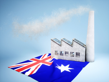 greenhouse gas: Concept of Australian industry development