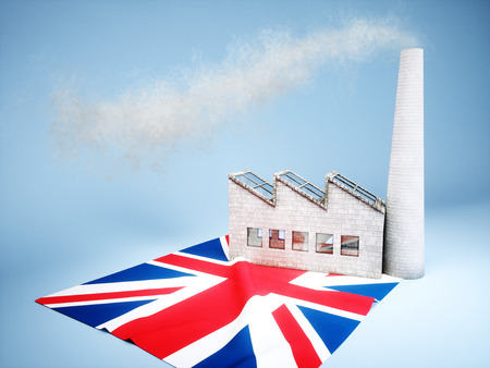 greenhouse gas: Concept of UK industry development