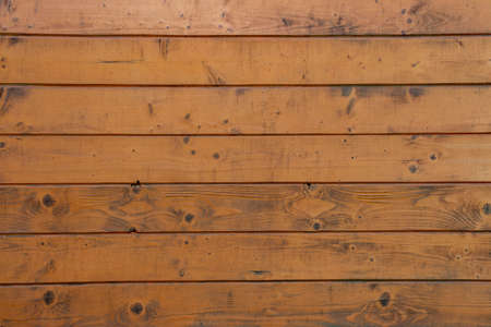 Background from boards, old decorative wood texture. 免版税图像