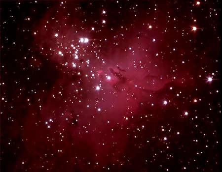 M16 ワシの星雲