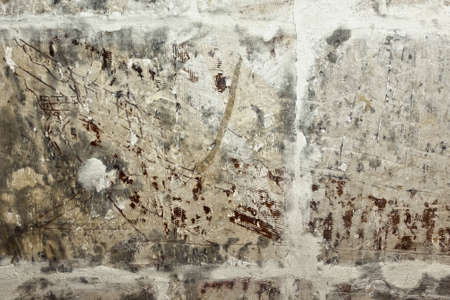 st mark: Ancient graffiti of a ship of the Order of St. John at the Mediterranean Conference Centre in Malta