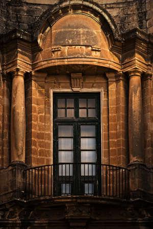 treasure trove: The capital city of Malta, Valletta, is a treasure trove for photographers. Stock Photo