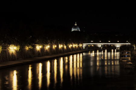St. Peter from the Tevere Editorial
