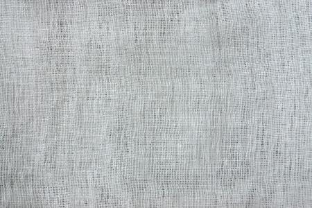 生地綿、ガーゼ、自然に近いからテクスチャ、背景のための様々 な科目を