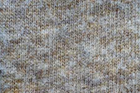 Texture of knitted woolen mohair fabric for wallpaper and an abstract background