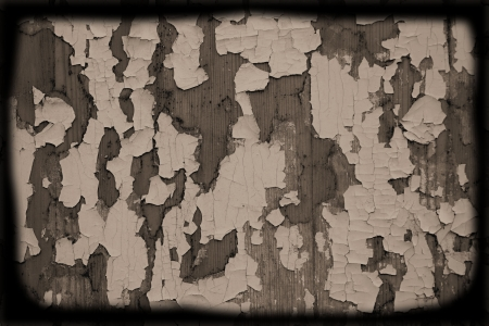 peeledoff: Abstract background of texture with effect of aging of the peeled-off paint