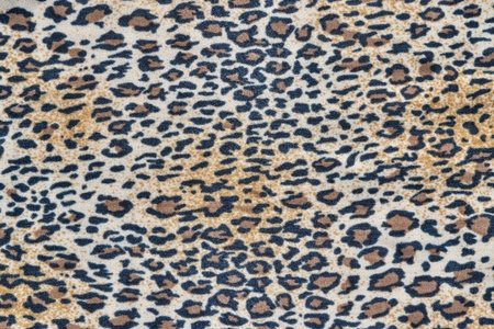 fabric with a leopard pattern for abstract backgrounds and for wallpaper