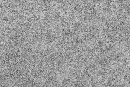 ashy: abstract texture terry cotton fabric closeup for a ashy background Stock Photo
