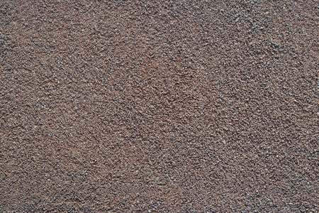 texture of powder of ground coffee of natural color for an abstract background photo
