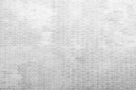 抽象的な背景と壁紙のための光の灰色のトーンで、古い煉瓦の質感