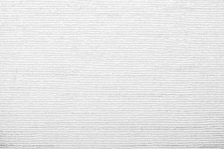 horizontal corrugated texture of paper wallpaper with an imprinted vinyl surface for abstract backgrounds of white color