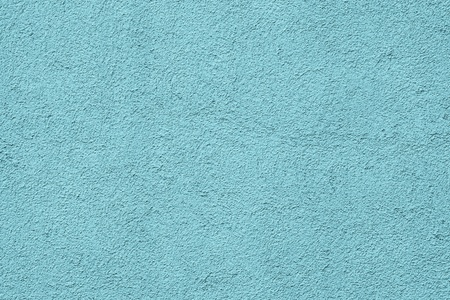 scabrous: abstract texture of a rough scabrous concrete surface for painted backgrounds of turquoise color