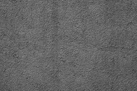 scabrous: abstract texture of a rough scabrous concrete surface for painted backgrounds of black color Stock Photo