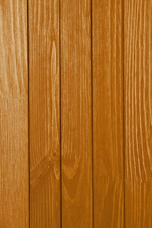 laths: abstract texture of the painted wooden surface of bright brown color