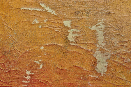 wornout: abstract texture of a shabby and worn-out old leather