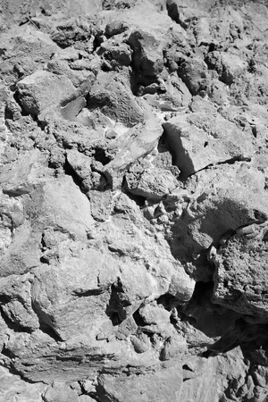bumpy: bumpy abstract texture of the stiffened hardened volcanic lava