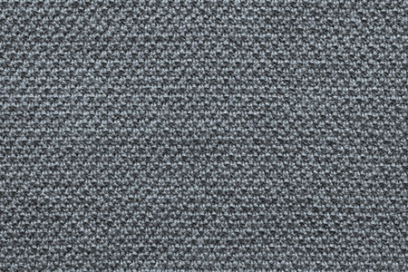 textural: abstract textural background from knitted fabric of gray color Stock Photo