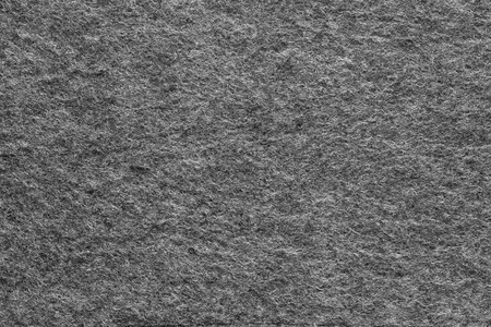 textural: abstract textural background from soft fleecy knitted fabric  of black color Stock Photo