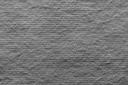 wadded: abstract texture of wadded fabric of gray color for empty and pure backgrounds