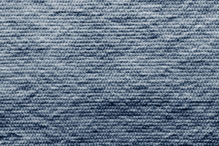 wadded: abstract texture of wadded fabric of blue color for empty and pure backgrounds