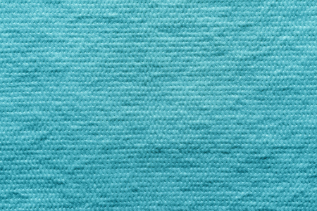 wadded: abstract texture of wadded fabric of azure color for empty and pure backgrounds
