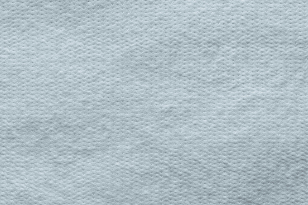 wadded: abstract texture of wadded fabric of silvery-blue color for empty and pure backgrounds