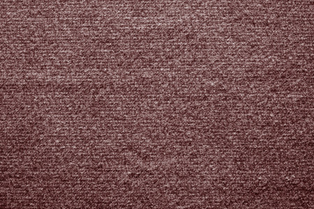 abstract textile texture of felt fabric with tinted stains of claret color for empty and pure backgrounds Stock Photo