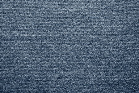 tinted: abstract textile texture of felt fabric with tinted stains of blue color for empty and pure backgrounds Stock Photo