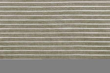 grained: dirty gray striped cotton fabric with grained texture for abstract backgrounds