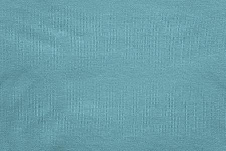Textur der Strickware aus dunklem Türkis Farbe mit einem leeren Platz für reine Hintergründe