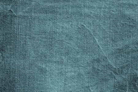 wornout: abstract texture of old worn-out denim of indigo color for backgrounds and for wallpaper Stock Photo