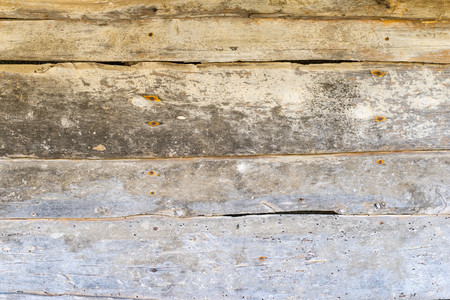 wooden partition: wall or partition from old wooden boards for the abstract textured background and for wallpaper