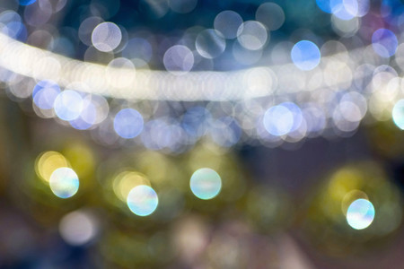 slur: the abstract sparkling and glaring spotty pattern for festive blur backgrounds and for wallpaper