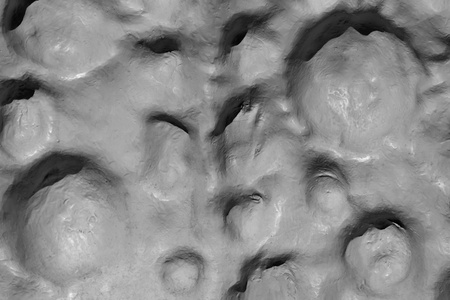 bumpy: the abstract textured background of a bumpy surface of black color Stock Photo