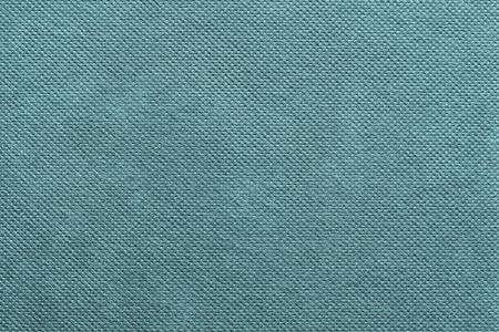 grooved: the grooved textured design of fabric with pile for the abstract background and for wallpaper of pale indigo color Stock Photo